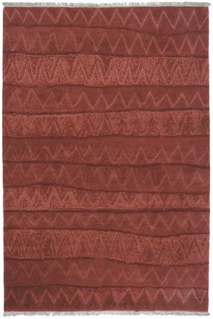 Tibet Rug Company 60 Knot Premium Tibetan Ric Rac  Area Rug
