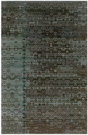 Tibet Rug Company 100 Knot Premium Tibetan Widget  Area Rug
