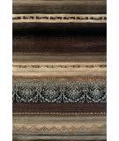 Tibet Rug Company 100 Knot Premium Tibetan Arabesque Blue Area Rug