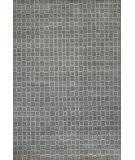 Tibet Rug Company 80 Knot Premium Tibetan Cubes Silver Gray Area Rug