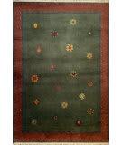Tibet Rug Company 60 Knot Premium Tibetan Sol Moss Area Rug