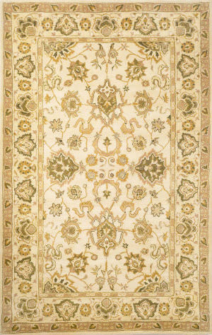 Trans-Ocean Petra Agra Ivory 9054/12 Area Rug