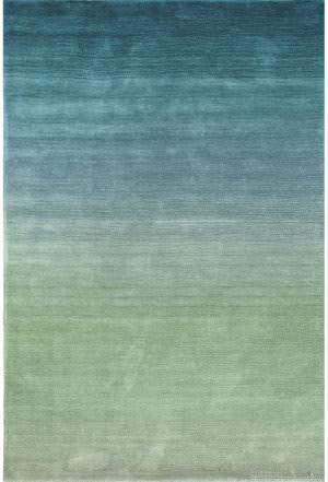 Trans-Ocean Arca Ombre 9206/04 Blue Area Rug