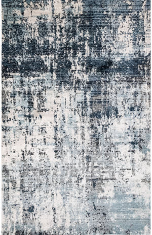 Trans-Ocean Hampton Static 6355/47 Grey Area Rug