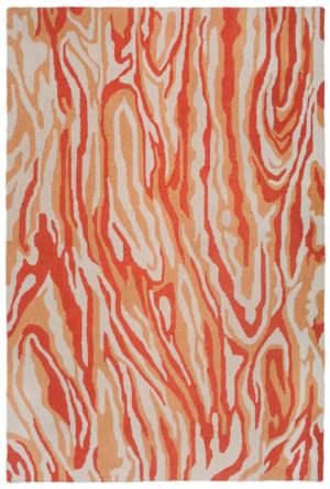 Trans-Ocean Lalunita Marble 6025/24 Terra Area Rug