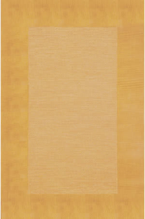 Trans-Ocean Madrid Border 1300/09 Gold Area Rug