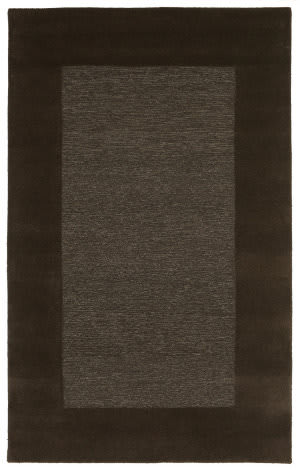 Trans-Ocean Madrid Border 1300/47 Charcoal Area Rug