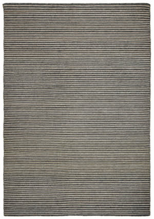 Trans-Ocean Mojave Pencil Stripe 6203/48 Charcoal Area Rug