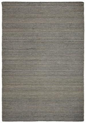 Trans-Ocean Mojave Pencil Stripe 6203/48 Charcoal Area Rug