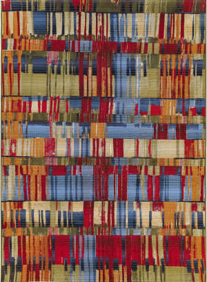 Trans-Ocean Marina Paintbox 8036/44 Multi Area Rug
