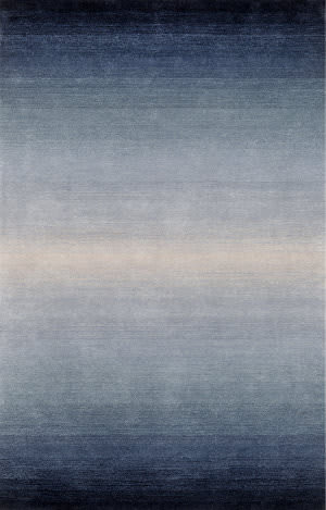 Trans-Ocean Ombre Horizon 9663/03 Denim Area Rug