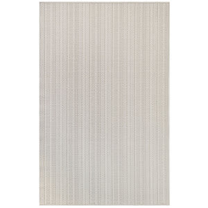 Trans-Ocean Plymouth Texture Stripe 6003/11 Tan Area Rug