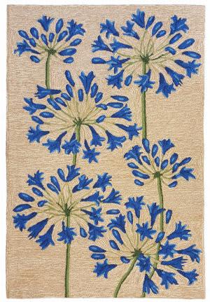 Trans-Ocean Ravella Desert Lily 2273/12 Neutral Area Rug