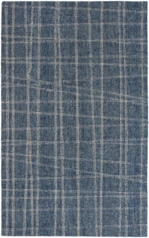 Trans-Ocean Savannah Mad Plaid 9506/03 Blue Area Rug
