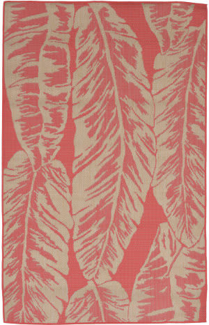 Trans-Ocean Terrace Banana Leaf 2770/27 Sunset Area Rug