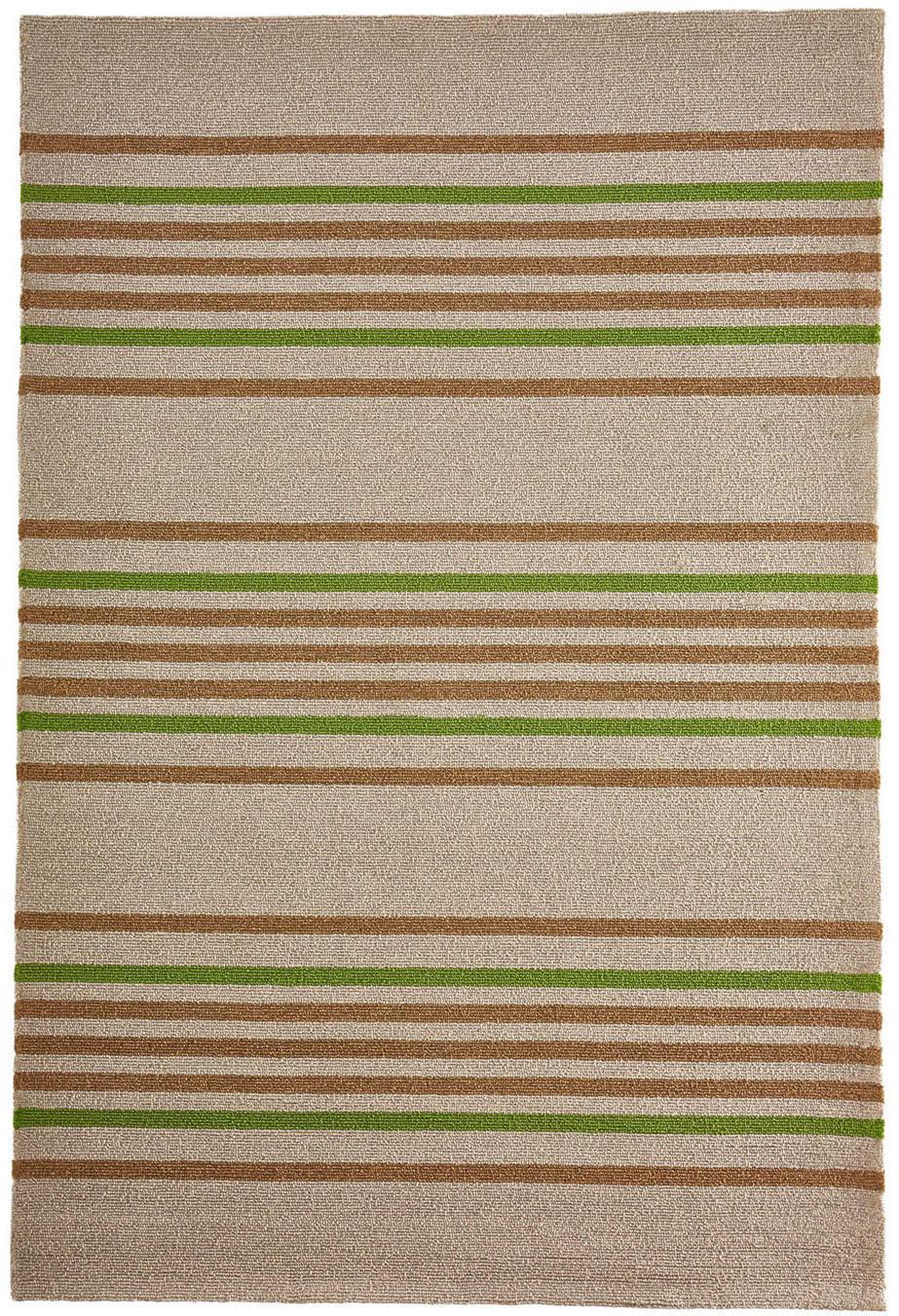 Trans-Ocean Napoli Stripe 742106 Green