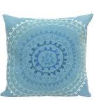 Trans-Ocean Visions Ii Pillow Ombre Threads 4105/04 Aqua