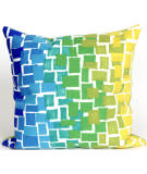 Trans-Ocean Visions Ii Pillow Ombre Tile 4159/06 Cool Area Rug