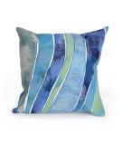 Trans-Ocean Visions Iii Pillow Waves 312604 Ocean