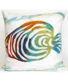 Trans-Ocean Visions Iii Pillow Rainbow Fish 4152/12 Pearl Area Rug