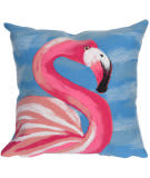 Trans-Ocean Visions Iii Pillow Flamingo 4312/04 Ocean Area Rug