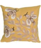 Trans-Ocean Visions Iii Pillow Bees 4318/09 Honey Area Rug