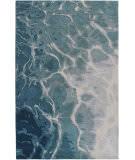 Trans-Ocean Corsica Water 9146/03 Blue Area Rug