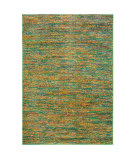 Trans-Ocean Fiesta Tweed 7363/06 Green Area Rug