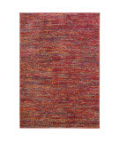 Trans-Ocean Fiesta Tweed 7363/24 Red Area Rug