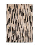 Trans-Ocean Fresco Broken Stripe 6127/12 Neutral Area Rug