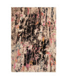 Trans-Ocean Fresco Abstract 6131/44 Multi Area Rug