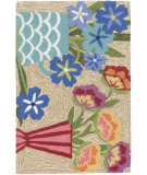 Trans-Ocean Frontporch Still Life 1498/44 Multi Area Rug