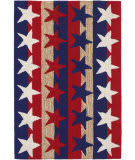 Trans-Ocean Frontporch Stars And Stripes 1804/14 American Area Rug