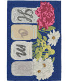 Trans-Ocean Frontporch Home 2403/03 Blue Area Rug