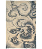 Trans-Ocean Fuji Cloud Grey Area Rug
