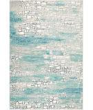 Trans-Ocean Horizon Stones 9078/04 Aqua Area Rug