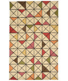 Trans-Ocean Inca Triangle Natural Area Rug