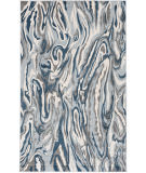 Trans-Ocean Lhasa Marble 2711/03 Blue Area Rug