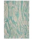 Trans-Ocean Lalunita Marble 6025/04 Aqua Area Rug