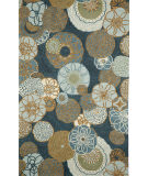 Trans-Ocean Ravella Disco 2064/33 Denim Area Rug