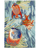 Trans-Ocean Ravella Tropical Fish 2255/04 Ocean Area Rug