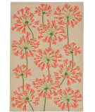 Trans-Ocean Ravella Desert Lily 2273/17 Apricot Area Rug