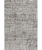 Trans-Ocean Savannah Grid 9512/47 Charcoal Area Rug