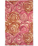 Trans-Ocean Tivoli Rambling Rose 8106/18 Sunset Area Rug