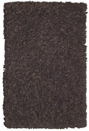 The Rug Market America Kids Shaggy Raggy Brown 02235 Brown Area Rug