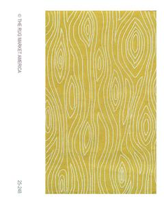 The Rug Market America Resort Shire Yellow 25248 Yellow/ivory Area Rug