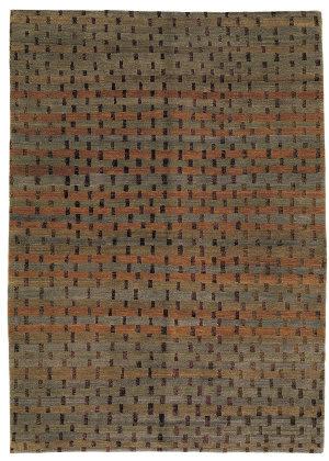 Tufenkian Tibetan Rag Weave Piazza Area Rug