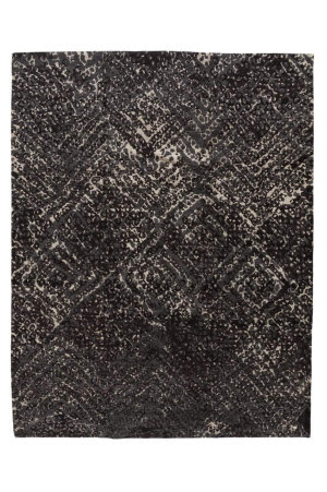 Tufenkian Tibetan Charcoal 8' x 10' Rug