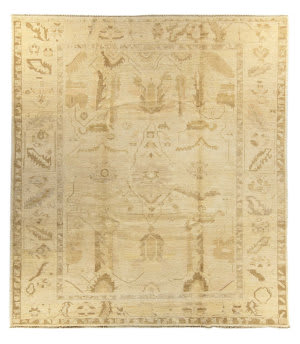 Tufenkian Knotted Navereh O21 Area Rug