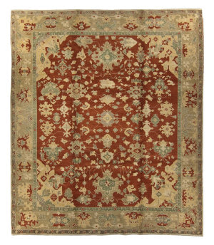 Tufenkian Knotted 99 8' x 10' Rug